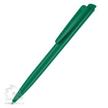 Шариковая ручка «Dart Polished», темно-зеленая