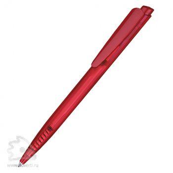 Шариковая ручка «Dart Clear», красная
