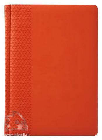 Ежедневник «Brand», оранжевый