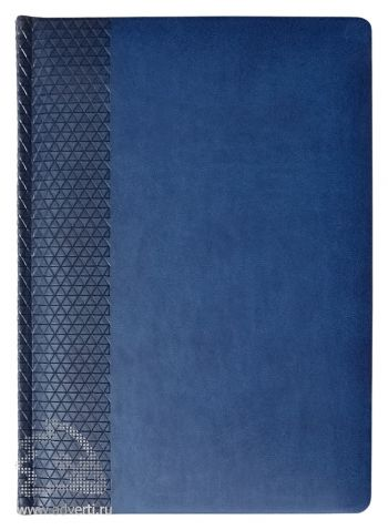 Ежедневник «Brand», синий
