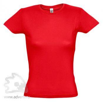 Футболка «Miss 150», женская, красная