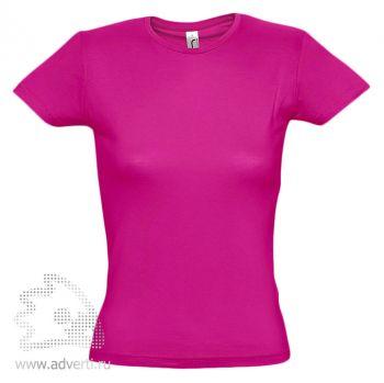 Футболка «Miss 150», женская, розовая