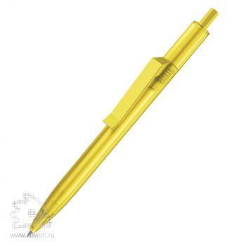 Шариковая ручка «Centrix Clear», желтая