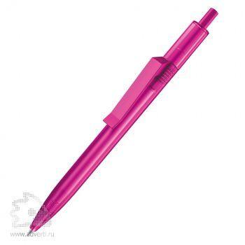 Шариковая ручка «Centrix Clear», розовая