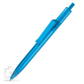 Шариковая ручка «Centrix Clear», голубая