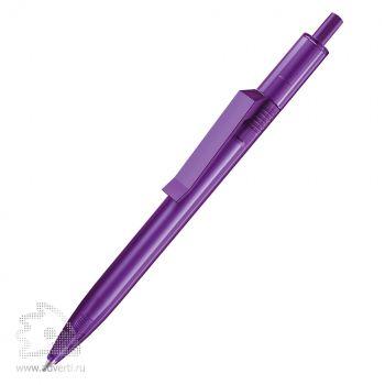 Шариковая ручка «Centrix Clear», фиолетовая