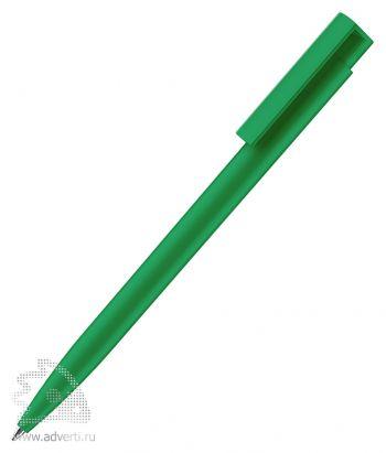 Шариковая ручка «New Hit matt», зеленая