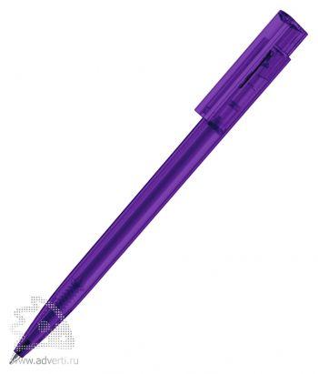 Шариковая ручка «New Hit frosted», фиолетовая