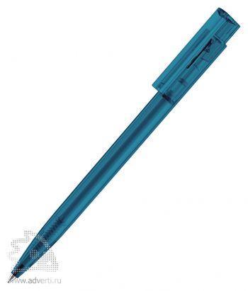 Шариковая ручка «New Hit frosted», лазурная
