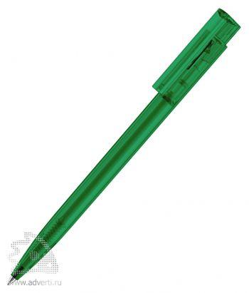 Шариковая ручка «New Hit frosted», зеленая