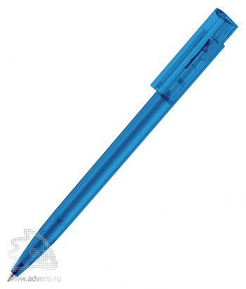 Шариковая ручка «New Hit frosted», голубая