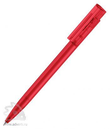 Шариковая ручка «New Hit frosted», красная
