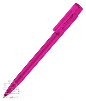 Шариковая ручка «New Hit frosted», розовая