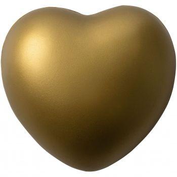Антистресс «Сердце», золотистый