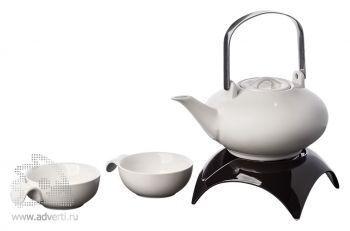 Набор чайный на 2 персоны «Ноктюрн»