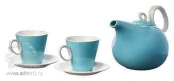 Набор чайный на 2 персоны «Серенада»