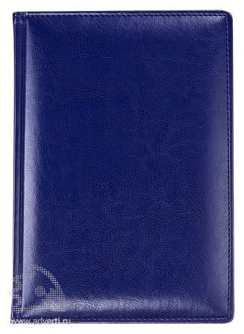 Ежедневник «Nebraska», синий