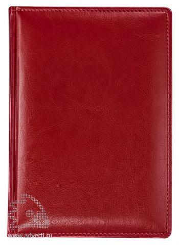 Ежедневник «Nebraska», красный