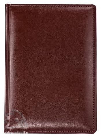 Ежедневник «Nebraska», коричневый