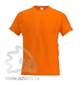 Футболка «Stan Galant», мужская, оранжевая