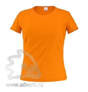 Футболка «Stan Galant W», женская, оранжевая