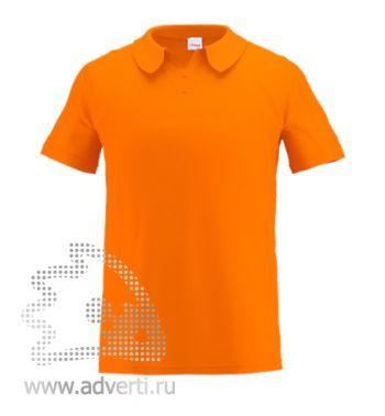 Рубашка поло «Stan Primier», мужская, оранжевая