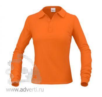 Рубашка поло «Stan Polo W», женская, оранжевая