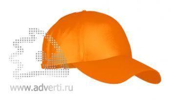 Бейсболка «Stan Classic», оранжевая