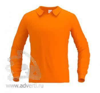 Рубашка поло «Stan Polo», мужская, оранжевая