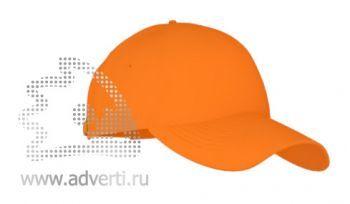 Бейсболка «Stan Comfort», оранжевая