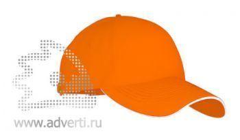Бейсболка «Stan Special», оранжевая