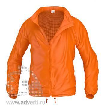 Ветровка промо «Stan Nelon», унисекс, оранжевая