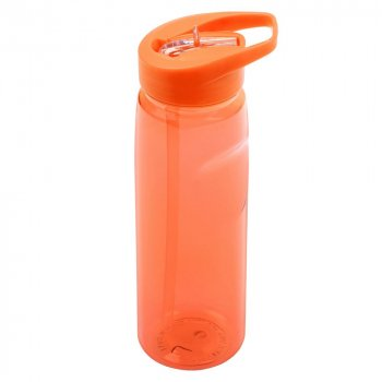 спортивная бутылка, оранжевая