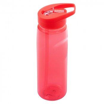 спортивная бутылка, красная