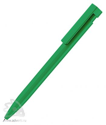 Шариковая ручка «Liberty Polished», зеленая