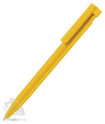 Шариковая ручка «Liberty Polished», желтая