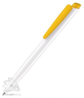 Шариковая ручка «Dart Polished Basic», желтая