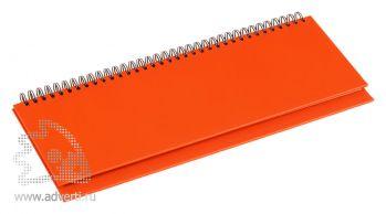Планинги «Nature», оранжевые