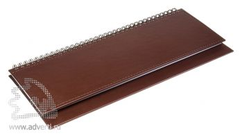 Планинг «Nappa», коричневый