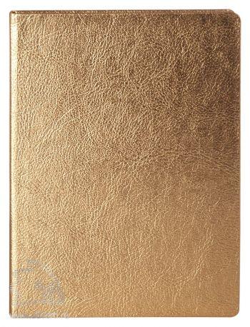 Записная книжка «Ingot», золотистая