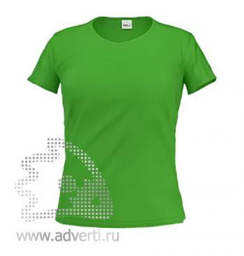Футболка «Stan Galant W», женская, зеленая
