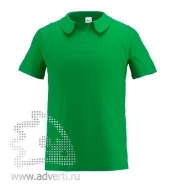 Рубашка поло «Stan Primier», мужская, зеленая