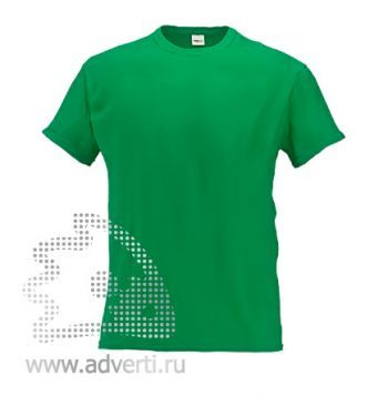 Футболка «Stan Uno», унисекс, зеленая