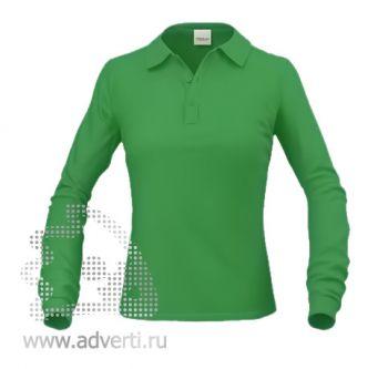 Рубашка поло «Stan Polo W», женская, зеленая