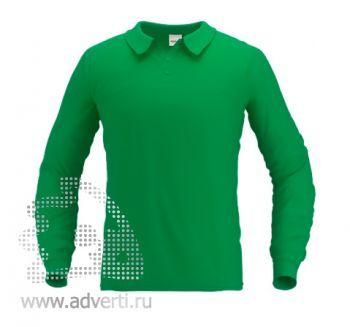 Рубашка поло «Stan Polo», мужская, зеленая