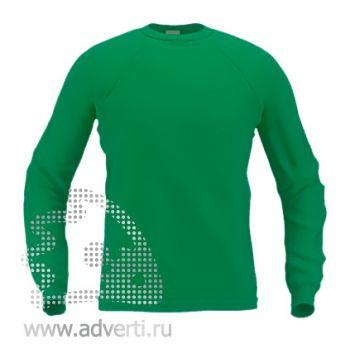 Толстовка «Stan Sweater», мужская, зеленая