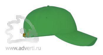 Бейсболка «Stan Comfort», зеленая