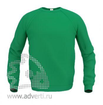 Толстовка «Stan SweaterShirt», унисекс, зеленая