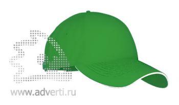 Бейсболка «Stan Special», зеленая