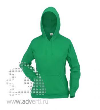 Толстовка «Stan Freedom W», женская, зеленая